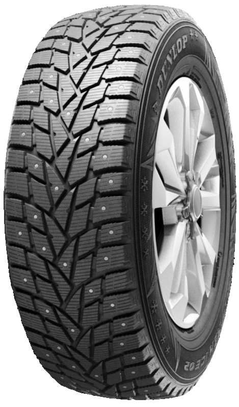 Dunlop SP Winter Ice02 XL (225/65R17 106T)